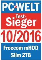 PC WELT Test-sieger 10/2016