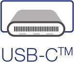 USB C icon