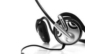 Accessories - Neck Band Multimedia Headphones