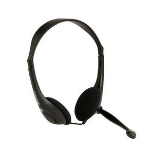 41822 - Multi Media Headset No Packaging Angled