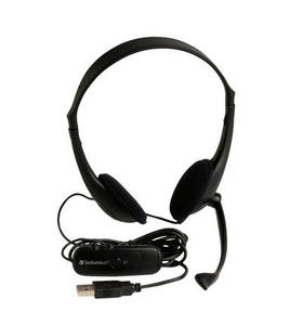 41822 - Multi Media Headset No Packaging Flat With Lead