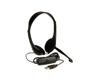 41822 - Multi Media Headset No Packaging Angled With Lead