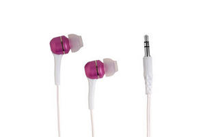 41823- Noise reduction ear phones No Packaging  Side