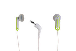 41829 - Quick Bind Ear phones  No Packaging Side & Front