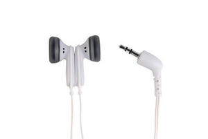 41830 - Quick Bind Ear phones  No Packaging Side
