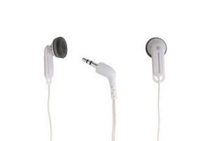 41830 - Quick Bind Ear phones  No Packaging Side & Front