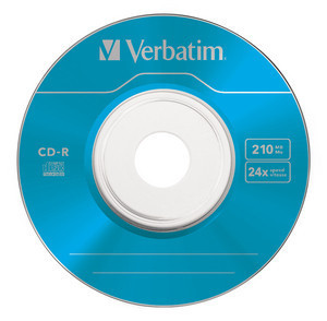 43266 CD-R 8cm Colour Global Disc Surface Blue