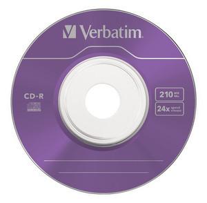 43266 CD-R 8cm Colour Global Disc Surface Purple