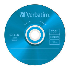 43308 CD-R Colour Global Disc Surface Blue