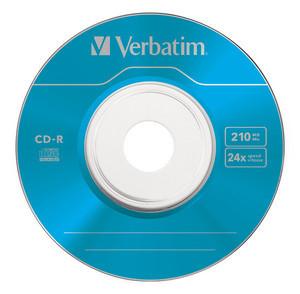 43413 CD-R 8cm Colour Global Disc Surface Blue