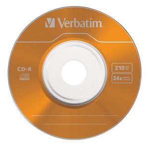 43413 CD-R 8cm Colour Global Disc Surface Orange