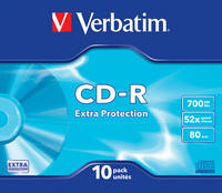 CD-R Extra Protection