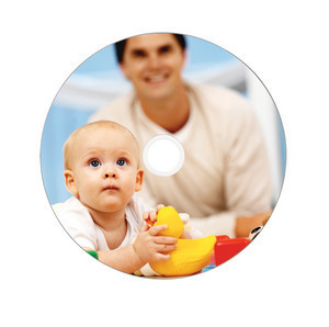 43438 CD-R Global Disc Surface printed