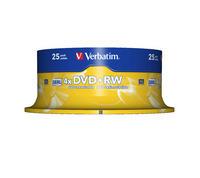 DVD+RW Matt Silver