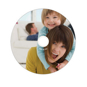 43508 DVD+R Global Disc Surface ID printed