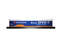 DVD-R 8cm Inkjet Printable
