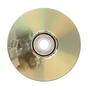 43576 DVD+R LightScribe Global Disc Surface printed