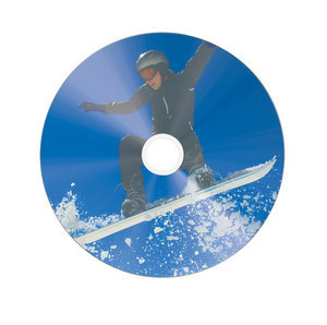 43645 DVD-R Silver Global Disc Surface printed
