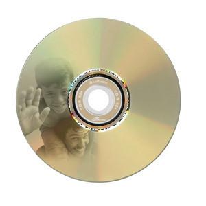 43659 CD-R LightScribe Global Disc Surface printed