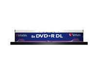 DVD+R Double Layer Matt Silver 8x