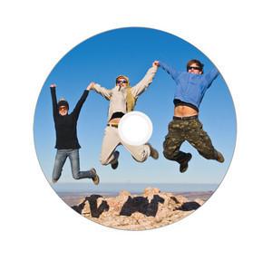 43690 BD-R Global Disc Surface Printed