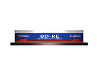 BD-RE SL 25GB 2x 10 Pack Spindle