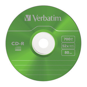 43711 CD-R Global Disc Surface Green