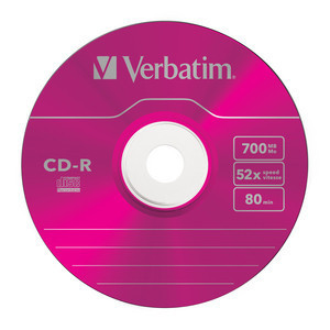 43711 CD-R Global Disc Surface Pink