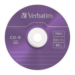43711 CD-R Global Disc Surface Purple