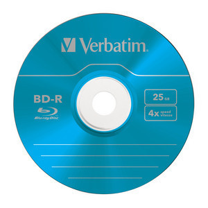 43716 BD-R Global Disc Surface Blue