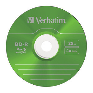 43716 BD-R Global Disc Surface Green