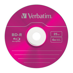 43716 BD-R Global Disc Surface Pink