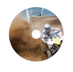 43722 BD-R DL Global Disc Surface printed