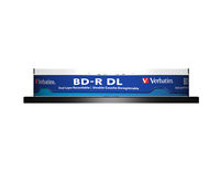 BD-R  DL 50GB 6x 10 Pack Spindle