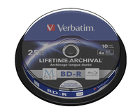 Диск MDISC Lifetime Archival BD-R 25 ГБ