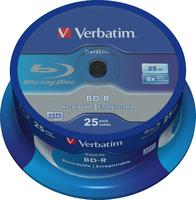 BD-R SL Datalife 25GB 6x