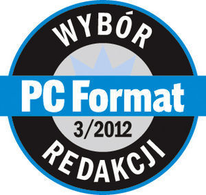 44010 Verbatim. PC Format Editors Choice. Poland. March 2012