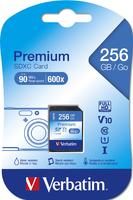 Verbatim Premium U1 SDHC/SDXC Hafıza Kartları