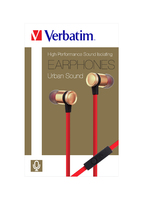 High Performance Sound Isolating Earphones