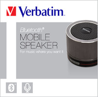 Bluetooth®  Mobile Speaker