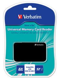 Lettore di schede di memoria universale