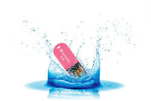 47424 MicroUSB Global Pink 8GB Splash