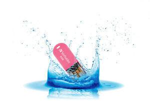 47424 MicroUSB Global Pink 8GB Splash