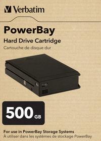 Картридж для жесткого диска PowerBay 500 Гб