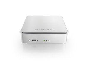 Buy MediaShare Home Network Storage 1TB   Verbatim External