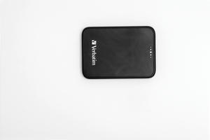 Verbatim Pocket Hard Drive USB 2.0 - Front on