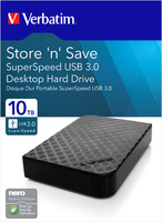Store 'n' Save SuperSpeed USB 3.0 GEN2