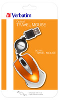 Mysz optyczna Go Mini Optical Travel Mouse