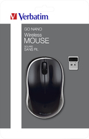 Mouse wireless GO NANO