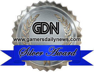 49050 Gamers Daily News Silver award